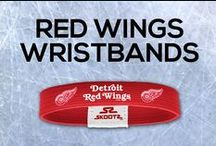 Detroit Red Wings NHL Wristbands and Fan Gear / Shop for Detroit Red Wings NHL wristbands and fan gear. Find your teams NHL bracelets and gear today!