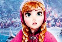 Frozen / Anna, Elsa, Olaf...