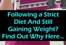 TAKING CARE OF YOUR BODY / Exercising & Eating Right
