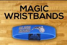 Orlando Magic NBA Wristbands and Fan Gear / Shop for Orlando Magic NBA wristbands and fan gear. Find your teams NBA bracelets and gear at Skootz! http://www.skootz.com/