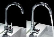 Kitchen Faucets / Sanliv Single-Handle One Hole Kitchen Faucet delivers a truly innovative faucet solution for a wide variety of kitchen applications.
