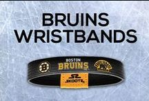 Boston Bruins NHL Wristbands and Fan Gear / Shop for Boston Bruins NHL wristbands and fan gear. Find your teams NHL bracelets and gear at Skootz! http://www.skootz.com/