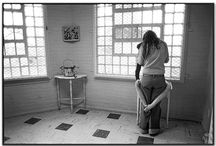 Mary Ellen Mark / Mary Ellen Mark (1940 - ) is an American photographer known for her photojournalism, portraiture, and candid shots from movie sets and mental wards. / by Stephen Judge