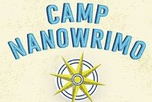 Camp NaNoWriMo 2015 / Daily writing prompts and a novel outline for Camp NanoWrimo 2015