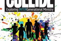 Colliding Together / A blog about creating environments where the generations can collide