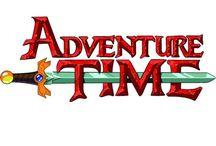 Adventure Time / It's ADVENTURE TIME!!!