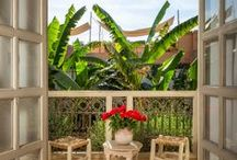 MARRAKECH HOTELS / Beautiful hotels and riads in the Medina of Marrakech
