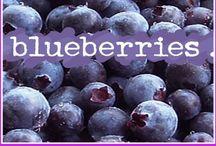 Blueberries - おいしい です !!!!