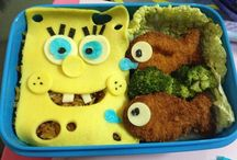 Bento for my son / All my bento