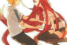 MinaKushi Love / My favorite couple in NARUTO ♥