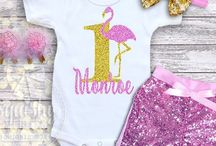 Flamingo Party / Everything you need for your flamingo themed party including decor, food, outfits, cakes, games.