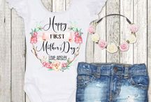 Mother's Day / Mother's Day food ideas, gift ideas, outfits for the kids, and crafts for the kids.