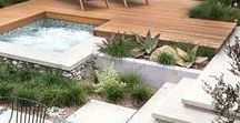 Outdoor Living / Ideas for outdoor living, children's outdoor play areas, and DIY tips on how to create your own backyard oasis.