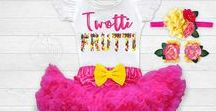 Tutti Frutti Birthday / Fruit-inspired 2nd Birthday. Twotti Frutti.  Tutti Frutti.  Tutti Fruity.