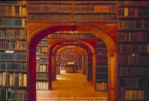 Book Art and Libraries / Get inspired with these places and spaces from around the world. / by World Literature Today