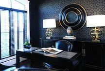 Work Spaces / Fun and creative ways to decorating or organize your work spaces.