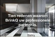 Tien redenen waarom BrinkQ? / Tien redenen waarom BrinkQ.nl uw professionale flooring partner is.