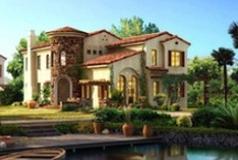 Unreal estate / Impressive architecture, landscaping and decoration from around the world