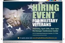 Hiring Veterans for Jobs at Rice