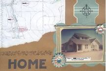 {Scrapbook Projects / Inspiration!