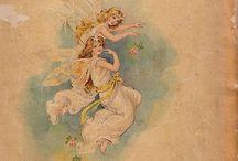£ - Vintage Fairies & Such