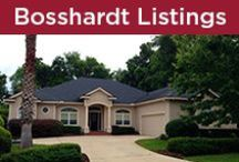 Bosshardt Listings / New home listings for sale in and around Gainesville, FL.