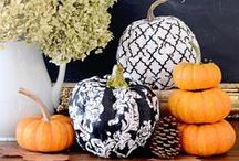 Halloween Decor / Items to make your home spooky and fun for Halloween.