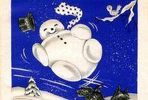 Let it Snow Man!