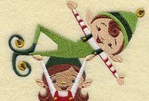 Holiday Elves & Fairies