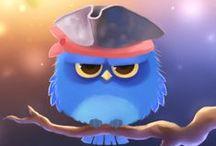Owl Always Be Here...