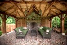 Outdoor Living  / Landscape Plus Ltd. designs admirable and charming backyards perfect for entertaining, recreation, and relaxing.