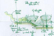 architecture - sketches