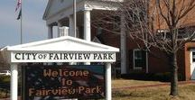 """Fairview Park, Ohio 44126 / A view through pictures that's Everything Fairview Park.  A """"Wonderful Place to grow"""" and western suburb of Cleveland, Ohio."""