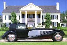 Bugatti -Divco -Hilman Cars