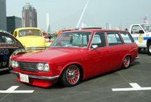 Datsun -Holden -Singer Cars