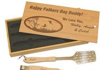 Father's Day Gifts / Personalized gifts and ideas to celebrate dad!
