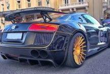 Audi -BMW -Bentley Cars