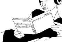 Interviews / Interviews  d'auteurs réalisées pour le blog Carnet de lecture