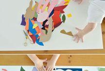 Diy for children/attività per bambini/kids craft