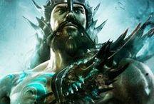 Mitología Grecorromana / En un tiempo los dioses gobernaban el mundo.-