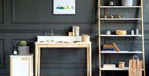 Stil nordic cu accente moderne / Liniaritate si nuante puternice pentru un living impresionant. Alege nuante tari pentru piesele de mobilier. #trends2018 #blackcolor #homedecor #inspiringdecor