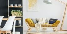 Nordic style and warm colors / Accentele calde cu inspiratie din natura sunt perfecte pentru incadrarea elementelor definitorii ale acestui stil deosebit in ambientul nordic.  Datorita nuantelor deschise care se imprima in acest design si elementelor naturale, acest stil este unul care se adapteaza extrem de usor. #nordicstyle #homedesing #interiordesign