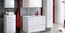 Idei de amenajare pentru baie! / Mobileaza-ti baia cu cele mai noi si indraznete colectii, intr-o combinatie unica de nuante si stiluri ce va asigura spatiul si functionalitatea perfecta pentru orice baie.  #bathroom #homedecor Citeste recomandarile in articol: http://blog.somproduct.ro/idei-amenajare-baie-stil-modern/