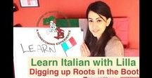Learn Italian with Lilla / Lilla's Italian Verbs Playlist helps you to learn how to speak Italian while building your Italian vocabulary and doing practice exercises.