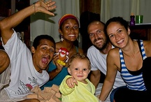 The Bodhi Team / Some of the people you will meet and hang out with on your Costa Rican vacation
