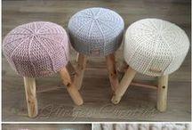 Haken + Crochet + Knit ♥