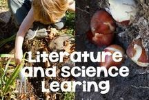 Science-Literature Connection for Elementary / Books you can use to teach science concepts to your elementary students. / by Science4Us