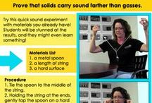 Science at Home / Science is going on all around us, so why not focus on it at home too?  / by Science4Us