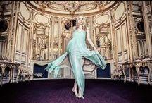 CASLY Couture collection spring / summer 2014  / elegante Abendmode