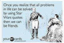 Star Wars everything / by myah olson